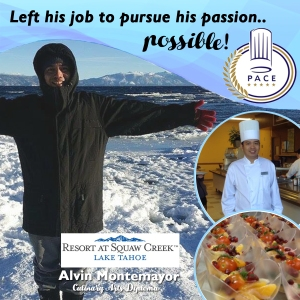 Alumni Success Story - Alvin