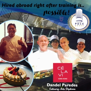 Alumni Success Story - Dandel