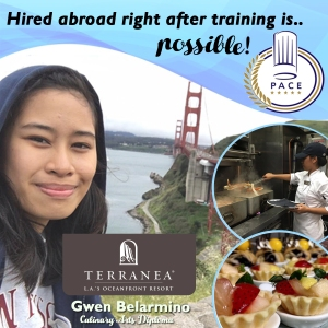 Alumni Success Story - Gwen