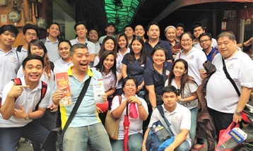 Big Binondo Food Wok, Binondo Manila
