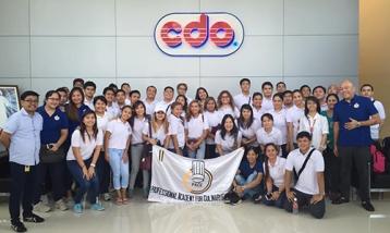 CDO Plant Tour, Malvar Batangas