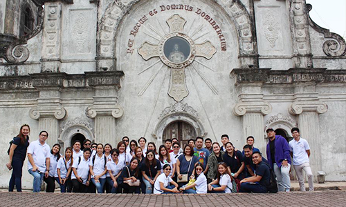 San Guillermo Church, Bacolor Pampanga